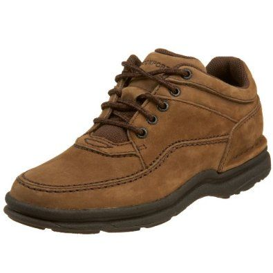 Rockport Women's World Tour Classic Walking Shoe Now for 99.99. Full