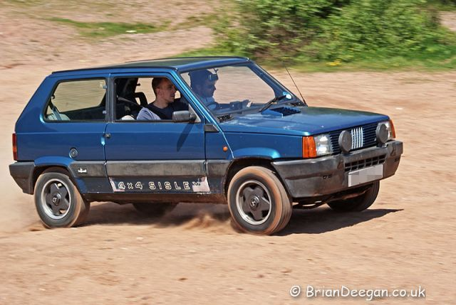 Fiat panda 4x4 sisley teenage heroes pinterest for Fiat panda 4x4 sisley usata