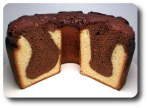 Malted Milk Black and White Pound Cake~ | Eat Dessert First! | Pinter ...