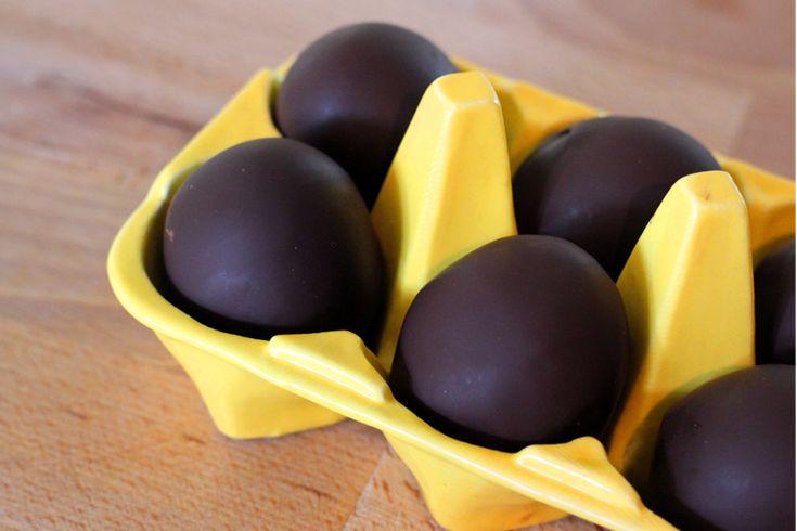 Homemade Cadbury Creme Eggs. - Baking The Goods