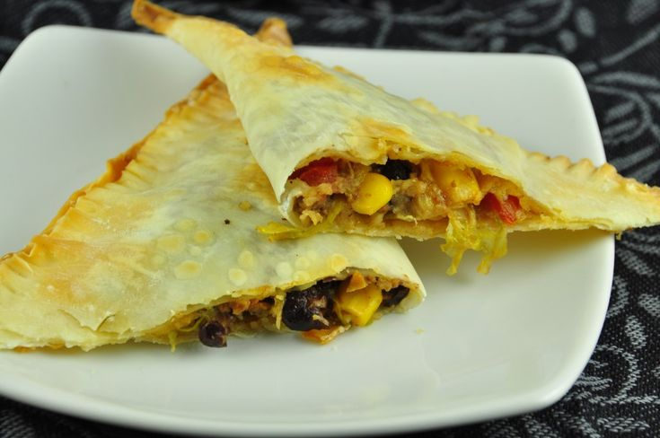 Easy Baked Beef Empanadas.... I DEFINITELY intend to try these! :o ...