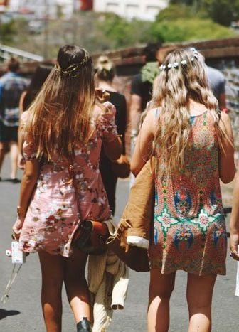 Music Festival Fashion #summer #festival #style