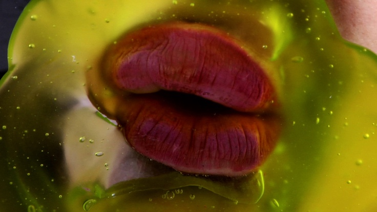 green pink caviar marilyn minter 2009 Green pink caviar marks photographer marilyn minter's first foray into video  production the artist is well-known for commingling glamour and grit in images  that.