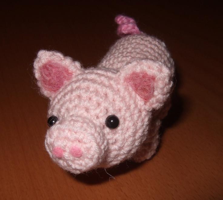 My Pig Amigurumi Amigurumi Pinterest