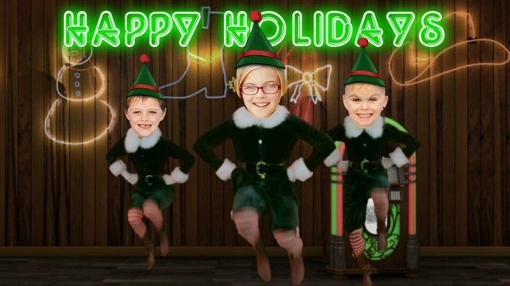Elf yourself christmas pinterest