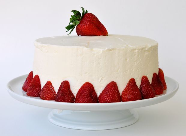 ... like this: strawberry cream cakes , cream cakes and strawberry cream