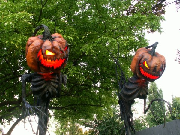 Image 1 halloween decorations pinterest for Pumpkinrot tutorial