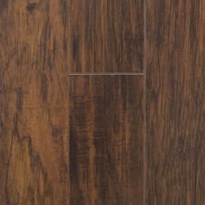 Traffic Master Farmstead Hickory 12 mm Thick x 6.06 in. Wide x 47.52 in. Length Laminate Flooring (12 sq. ft. / case)-367851-00241 at The Ho...
