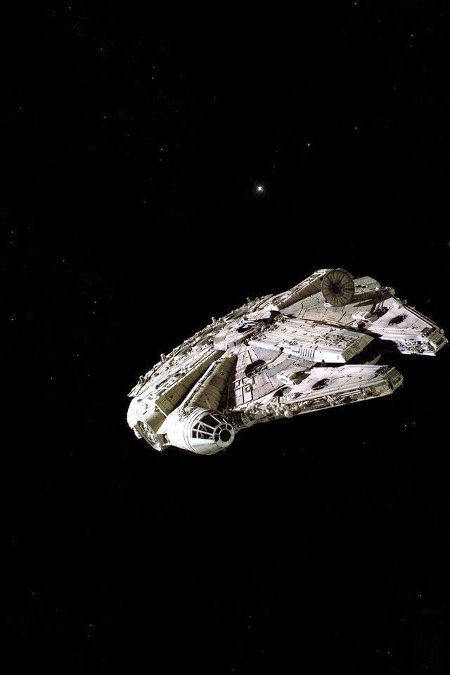 star wars millenium falcon - photo #23