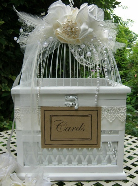 Wedding Reception Gift Card Post Box : wedding post box / wishing well Theres a whole lot of creative fun you ...