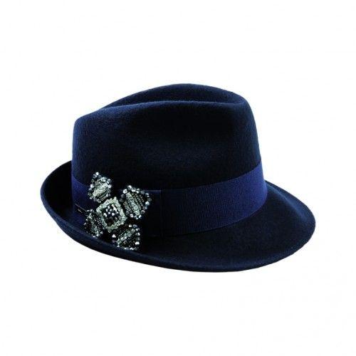 Καπέλο κεντημένο με χάντρες @dondup , 156
