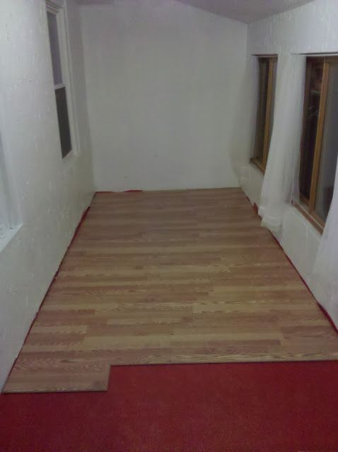 Laminate Flooring Diy Laminate Flooring Install