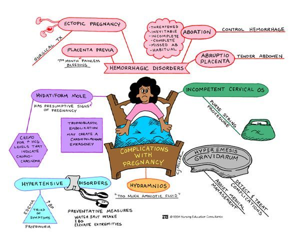 Obstetrical Nursing – Post-partum Assessment