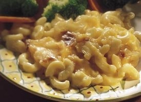 Family-Favorite Macaroni and Cheese (lighter   Recipe
