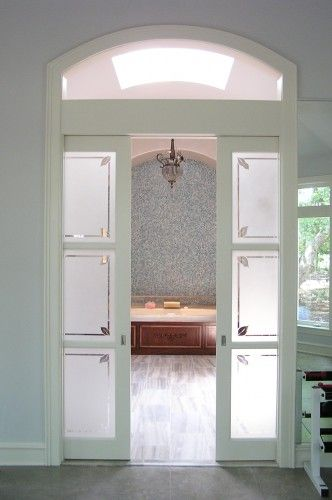 french pocket sliding doors frosted home project ideas