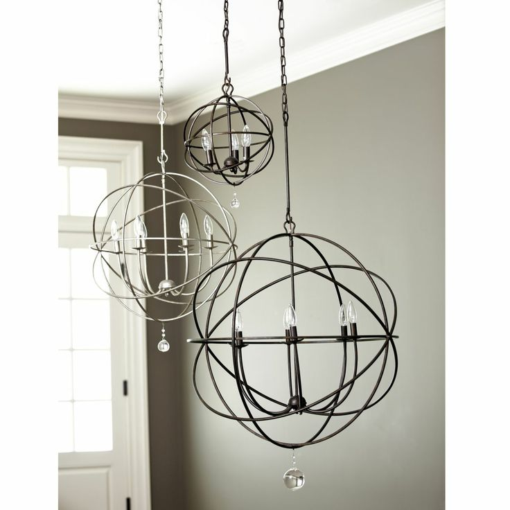 Ballard Designs Orb Chandelier The Ra Home Large