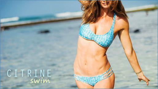 Citrine Swim