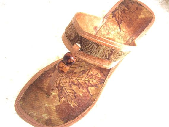 handmade leather sandals womens summer shoes by africanbaskets, $49.00
