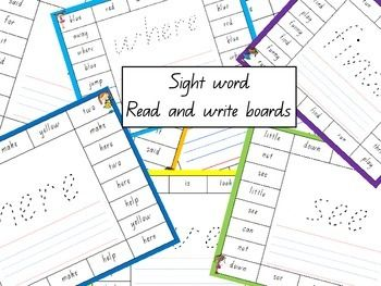 book  sight word up words printable sight