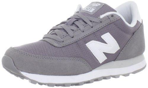 New Balance Women's WL501 Sneaker,Grey/Silver,11 B US New Balance,http