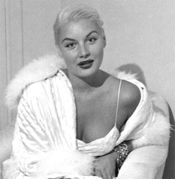 Barbara Payton Feathers N Fur Pinterest