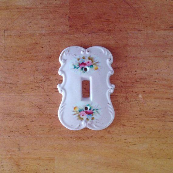 Image Result For Vintage Porcelain Light Switch Covers