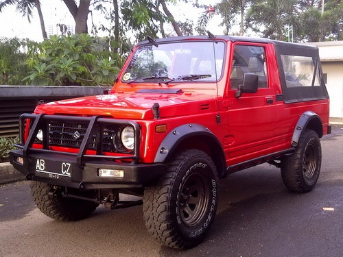 Suzuki Jimny Lift Kit South Africa