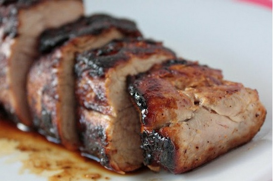 Honey butter pork tenderloin. | Food I can't wait to eat | Pinterest