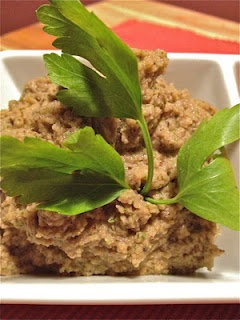 White Bean & Roasted Eggplant Hummus @ www.trymetonight.com