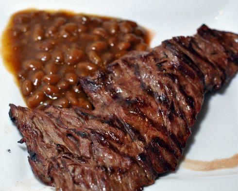Lime Cumin Marinated Skirt Steak: the Runaway Barbecue Hit | chefdruck ...