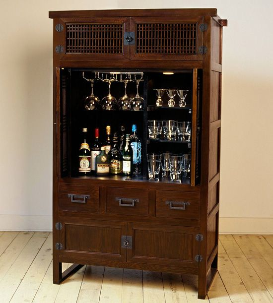 drinks cabinet  Furniture  Pinterest