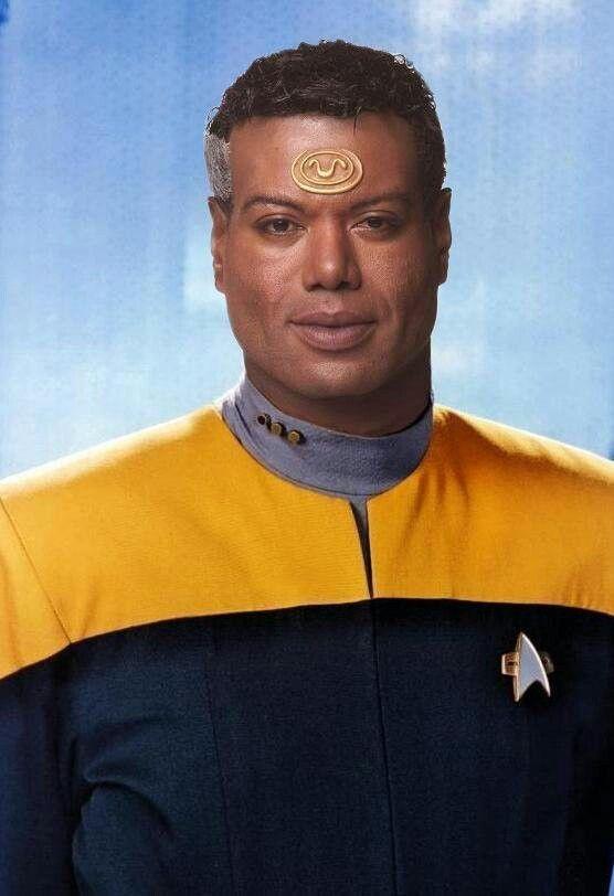 Teal'c in star fleet | star fleet, space rangers and men ...