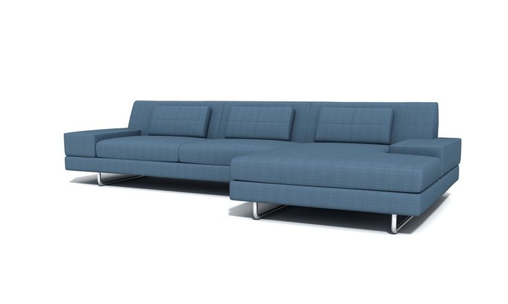 This sofa in warm gray for Sofa with only one arm