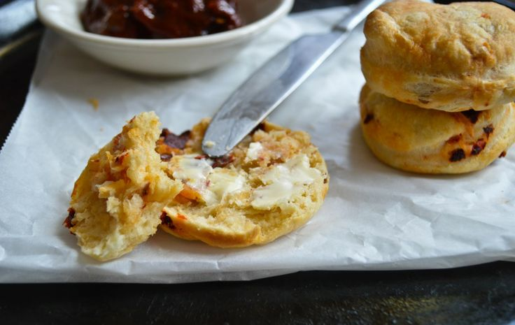 Chipotle Cheddar Biscuits | Recipe