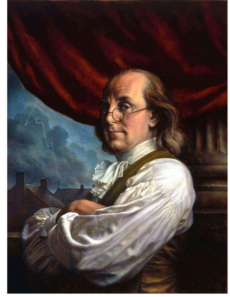 ben franklin autobiography thesis