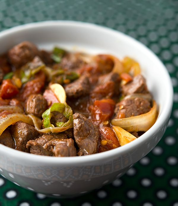 Beef Tibs Recipe — Dishmaps