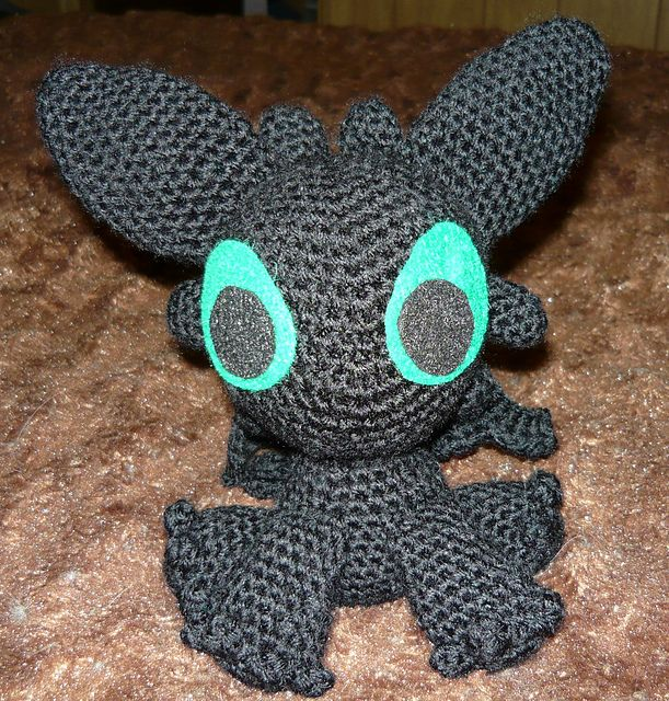 Little Toothless the Dragon Patterns I have Pinterest