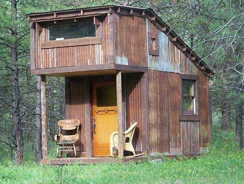 awesome diy hunting cabin hunting pinterest