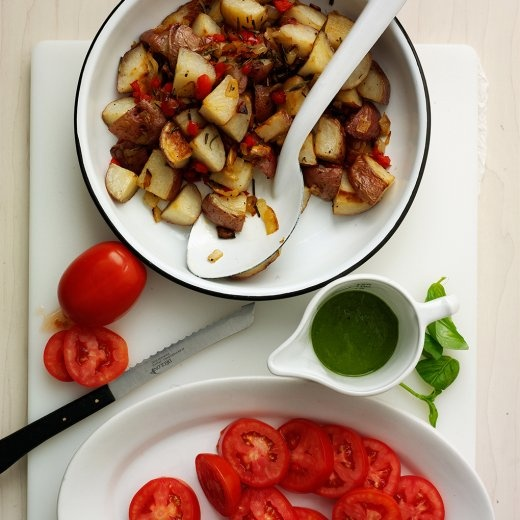 Oven-Roasted Home Fries | Recipe