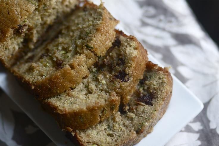 Chocolate Orange Zucchini Bread | Breads (with gluten) | Pinterest