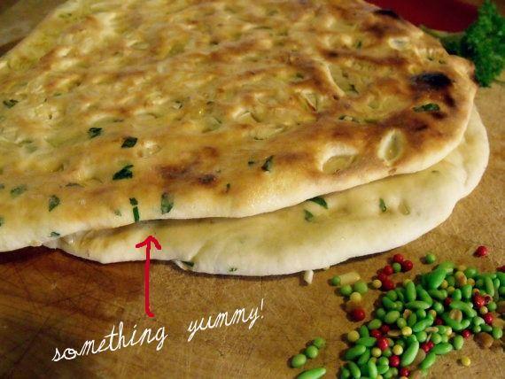 Cilantro garlic naan! Loves me some naan!! Easy to make, love ...