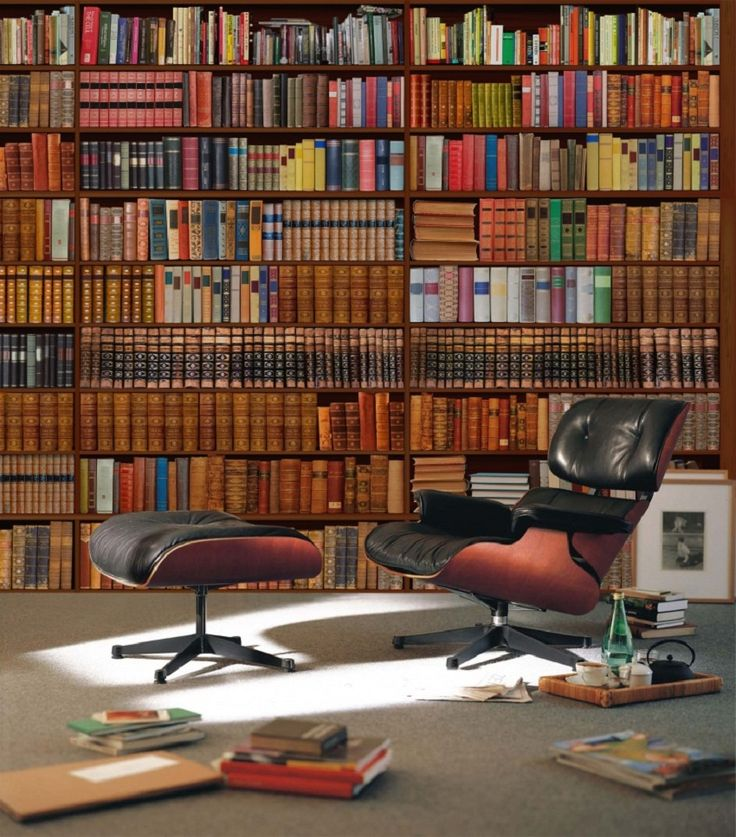 Personal Home Library My Library Pinterest