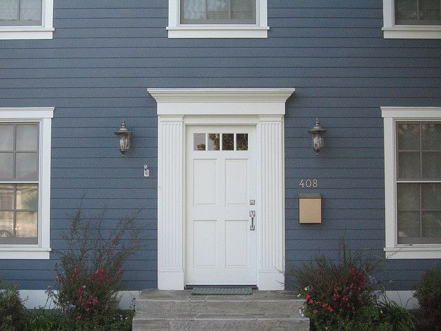 Front Door Molding For The Home Pinterest