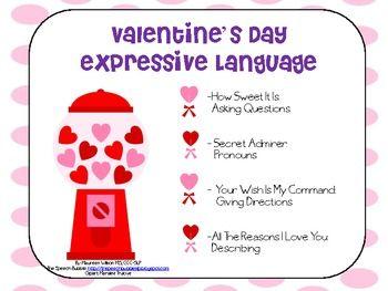 valentine's day language games