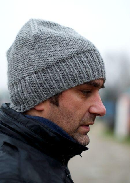 934cb11e318 Mens hat pattern - A Bloke s Beanie Knitting Pattern PDF. Mens Hat ...