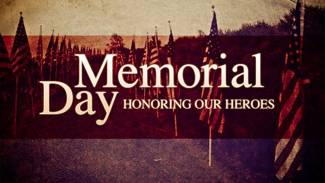 sermons for memorial day services