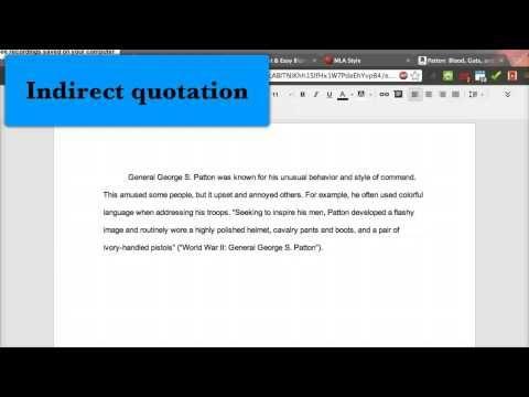 easybib in text citation apa