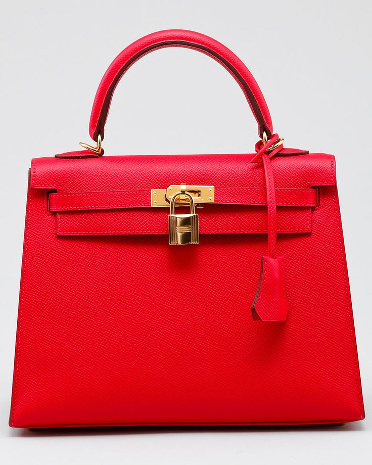 Hermes... the perfect red!