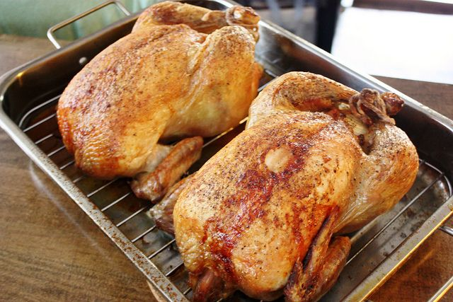 How to make perfect roast chicken | * eten & drinken * | Pinterest
