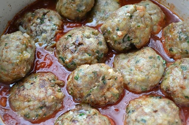 Meatballs al forno | Food Stuff I Love | Pinterest